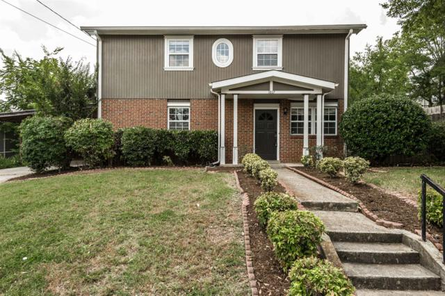 1807 Hillside Avenue, Nashville, TN 37203 (MLS #1839012) :: DeSelms Real Estate