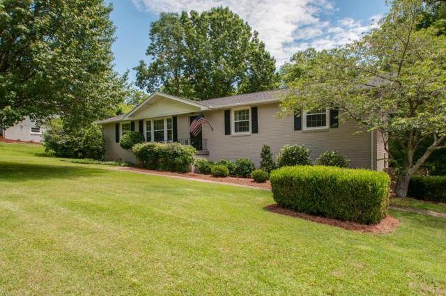 894 Rodney Dr, Nashville, TN 37205 (MLS #1839069) :: The Kelton Group
