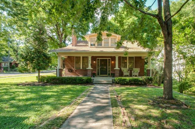 820 Glen Ave, Nashville, TN 37204 (MLS #1839072) :: FYKES Realty Group