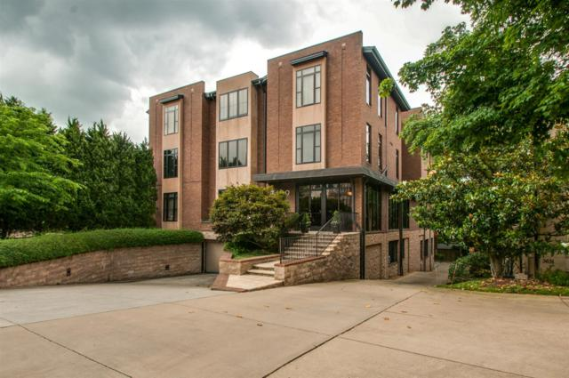 3629 West End Ave #102, Nashville, TN 37205 (MLS #1839168) :: The Kelton Group