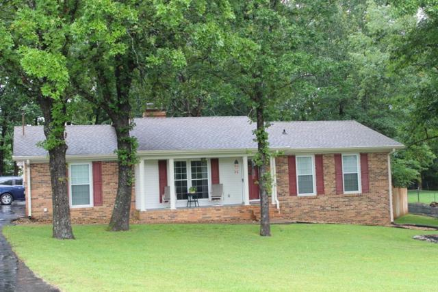 1308 Glenoaks Rd, Shelbyville, TN 37160 (MLS #1839273) :: EXIT Realty Bob Lamb & Associates
