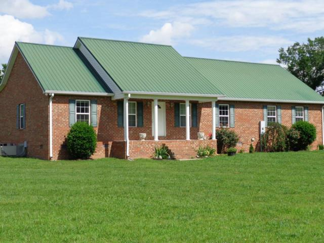141 Greer Rd, Shelbyville, TN 37160 (MLS #1839293) :: EXIT Realty Bob Lamb & Associates