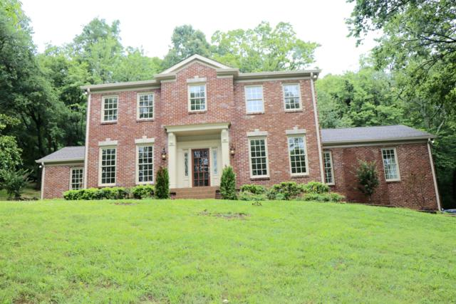 5624 S Hillview Dr, Brentwood, TN 37027 (MLS #1839317) :: FYKES Realty Group