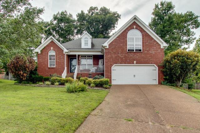 604 Parrish Woods, Mount Juliet, TN 37122 (MLS #1839777) :: DeSelms Real Estate