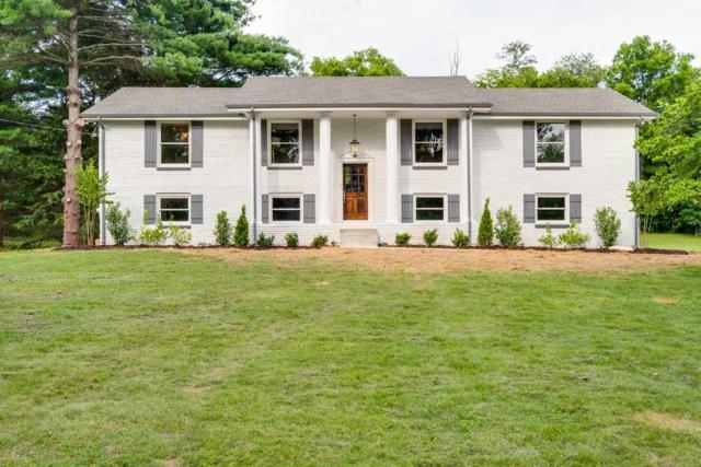 1114 Twin Springs Dr, Brentwood, TN 37027 (MLS #1839805) :: EXIT Realty Bob Lamb & Associates