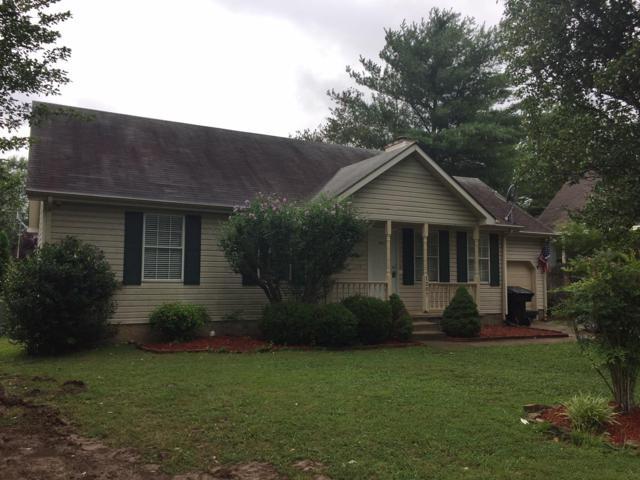 1207 Woods Edge Dr, Murfreesboro, TN 37130 (MLS #1839811) :: EXIT Realty Bob Lamb & Associates