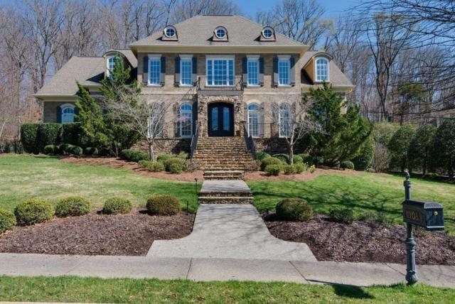 1108 Vaughn Crest Drive, Franklin, TN 37069 (MLS #1839838) :: DeSelms Real Estate