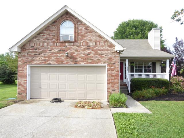 402 Silver Springs Ln, Mount Juliet, TN 37122 (MLS #1839892) :: DeSelms Real Estate