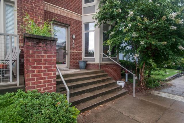 807 18Th Ave S, Nashville, TN 37203 (MLS #1839965) :: DeSelms Real Estate