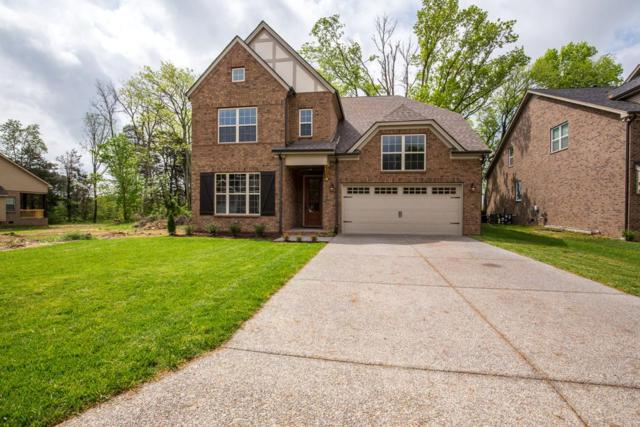 714 Masters Way - Lot 20 Mv, Mount Juliet, TN 37122 (MLS #1839997) :: DeSelms Real Estate