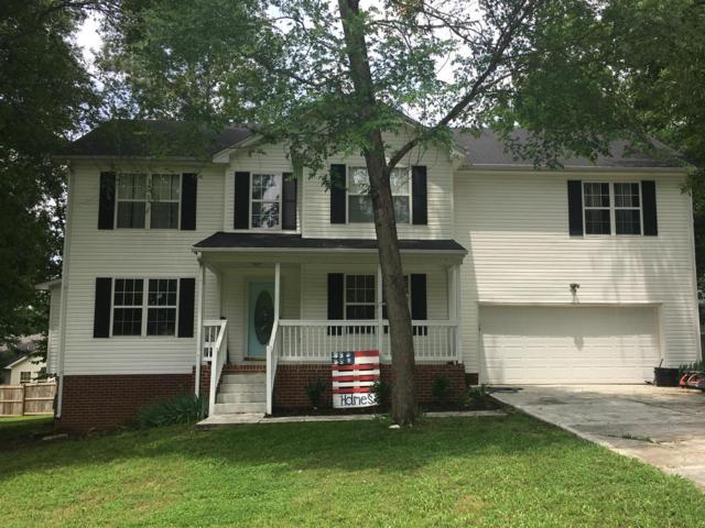 1604 Tree Trunk Ln, Chapel Hill, TN 37034 (MLS #1840017) :: NashvilleOnTheMove | Benchmark Realty