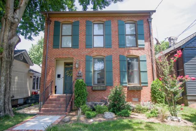 1314 7Th Ave N, Nashville, TN 37208 (MLS #1840106) :: The Lipman Group Sotheby's International Realty