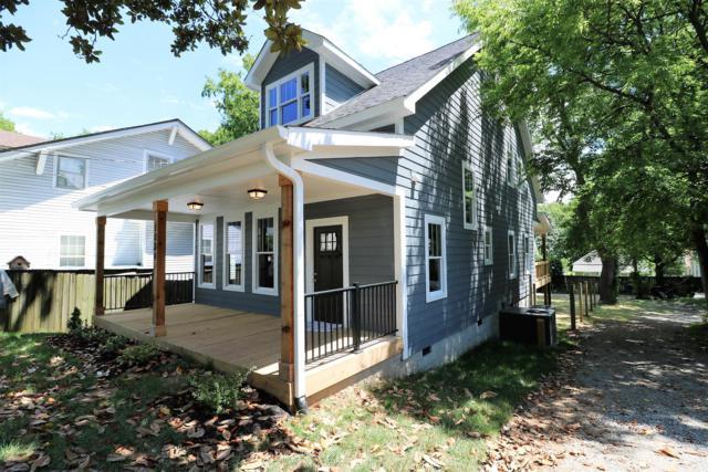 1034 W Greenwood Ave, Nashville, TN 37206 (MLS #1840460) :: NashvilleOnTheMove | Benchmark Realty