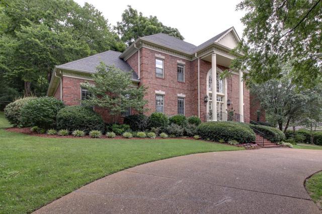 917 Calloway Dr, Brentwood, TN 37027 (MLS #1840557) :: NashvilleOnTheMove | Benchmark Realty