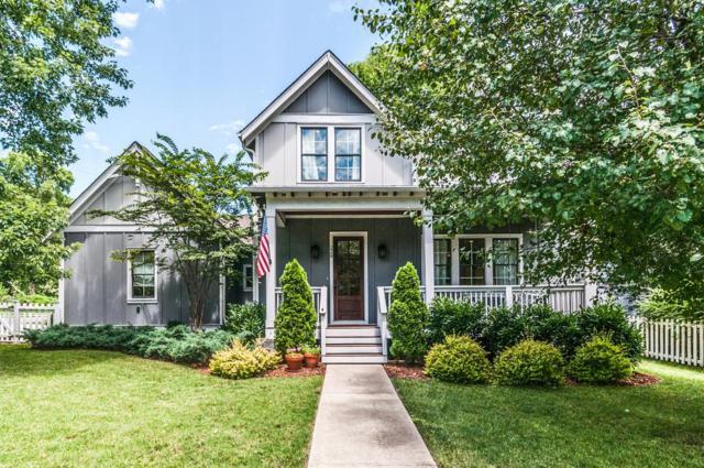 228 Chapel Ave, Nashville, TN 37206 (MLS #1840625) :: NashvilleOnTheMove | Benchmark Realty
