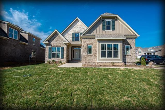 1011 Claymill Drive Lot #705, Spring Hill, TN 37174 (MLS #1840965) :: NashvilleOnTheMove | Benchmark Realty