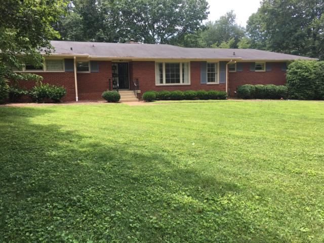 607 Baxter Lane, Nashville, TN 37220 (MLS #1843008) :: The Kelton Group