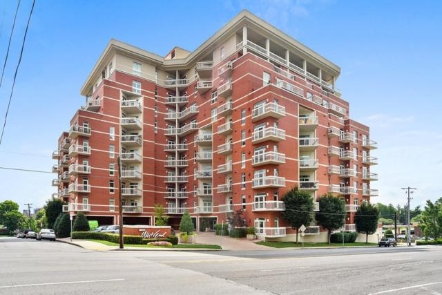 110 31St Ave N Apt 205, Nashville, TN 37203 (MLS #1843572) :: The Lipman Group Sotheby's International Realty