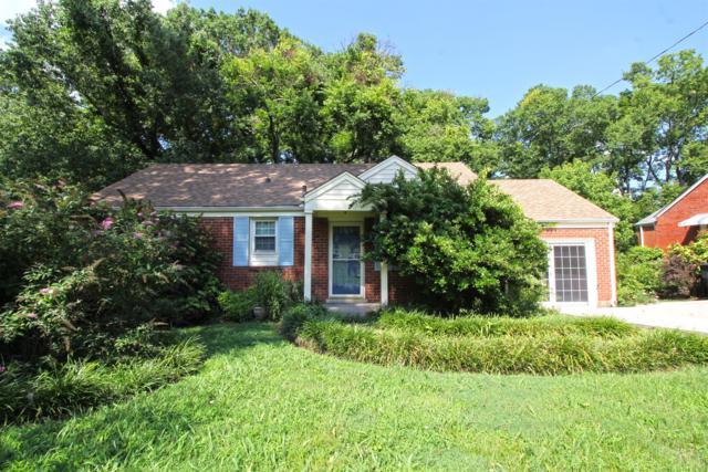2321 Fernwood Dr, Nashville, TN 37216 (MLS #1843608) :: KW Armstrong Real Estate Group