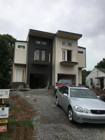 622 A Southgate Ave, Nashville, TN 37203 (MLS #1844544) :: The Kelton Group