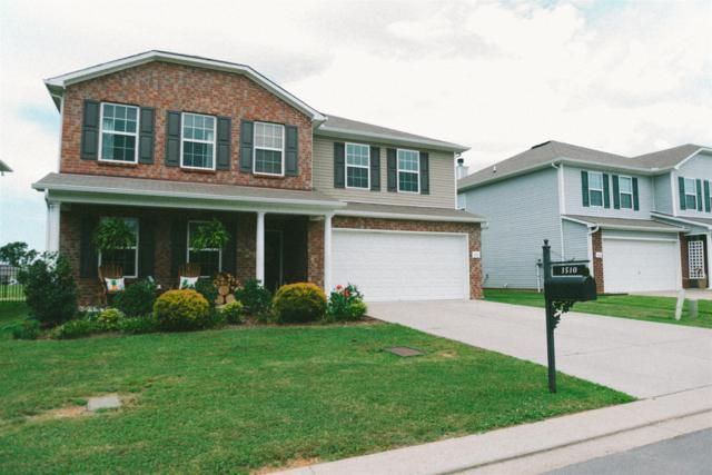 3510 Boxelder Way, Murfreesboro, TN 37128 (MLS #1846034) :: John Jones Real Estate LLC