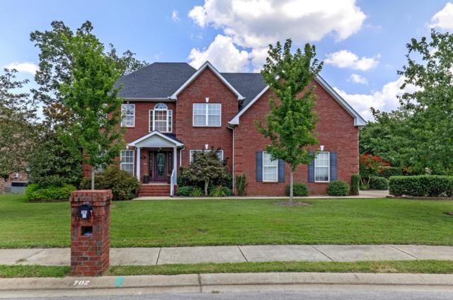 702 Sergio Ave, Murfreesboro, TN 37128 (MLS #1846884) :: John Jones Real Estate LLC