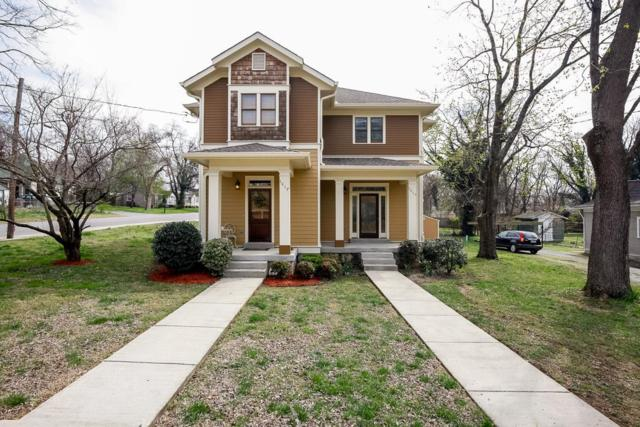 1015 N 14Th St, Nashville, TN 37206 (MLS #1847032) :: KW Armstrong Real Estate Group