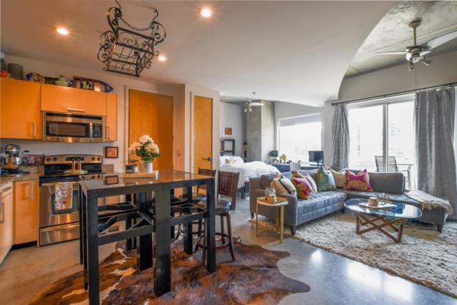 600 12Th Ave S Apt 430 #430, Nashville, TN 37203 (MLS #1847272) :: Ashley Claire Real Estate - Benchmark Realty