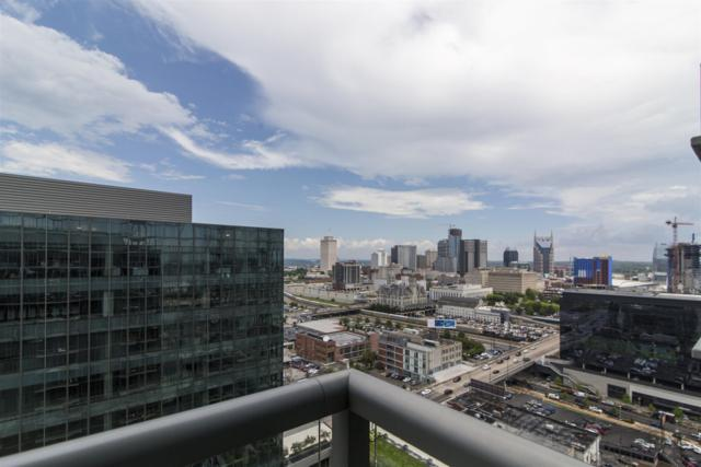 1212 Laurel St. #1712 #1712, Nashville, TN 37203 (MLS #1847314) :: Ashley Claire Real Estate - Benchmark Realty