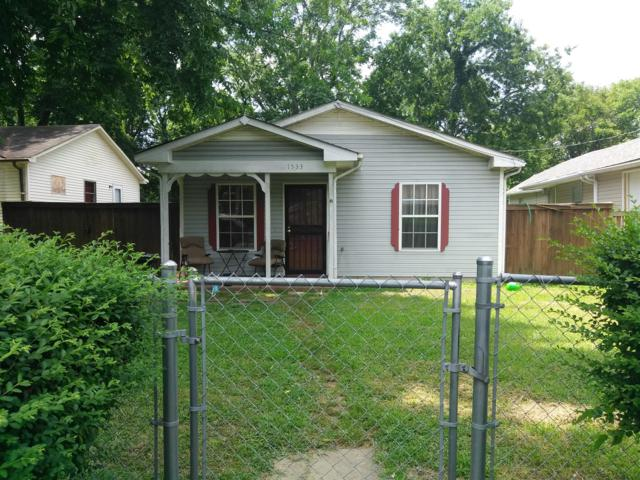 1533 12Th Ave N, Nashville, TN 37208 (MLS #1847345) :: Ashley Claire Real Estate - Benchmark Realty
