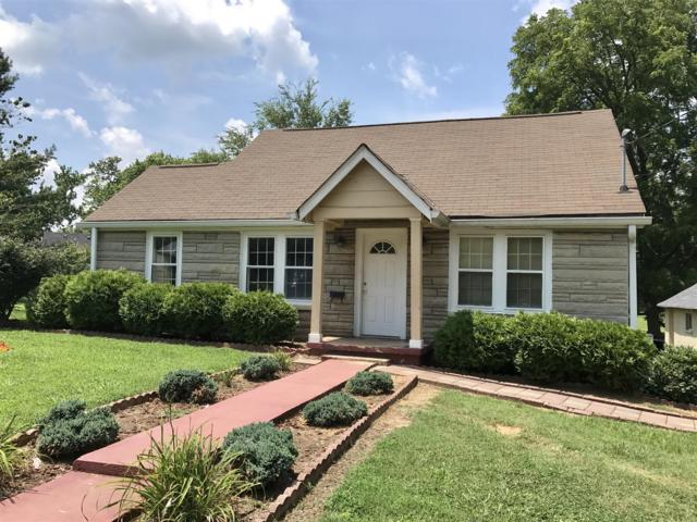 105 Fisher St., McMinnville, TN 37110 (MLS #1847469) :: KW Armstrong Real Estate Group
