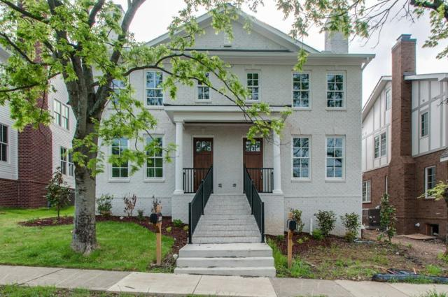 2116 A Natchez Trce, Nashville, TN 37212 (MLS #1847537) :: Ashley Claire Real Estate - Benchmark Realty