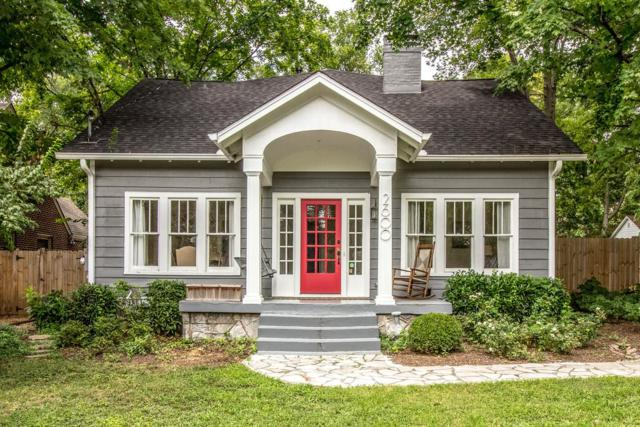 2600 W Linden Ave, Nashville, TN 37212 (MLS #1847660) :: The Milam Group at Fridrich & Clark Realty