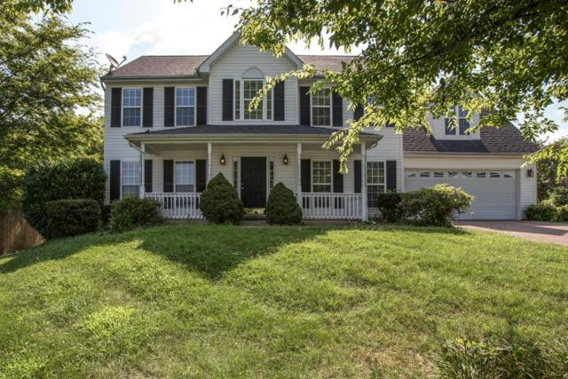 1716 Carlyon Ct, Spring Hill, TN 37174 (MLS #1847797) :: The Lipman Group Sotheby's International Realty