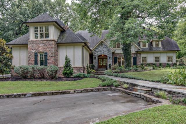 419 W Hillwood Dr, Nashville, TN 37205 (MLS #1847856) :: The Lipman Group Sotheby's International Realty
