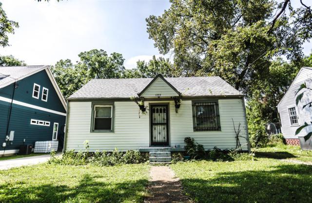 1222 Kirkland Ave, Nashville, TN 37216 (MLS #1847984) :: The Lipman Group Sotheby's International Realty