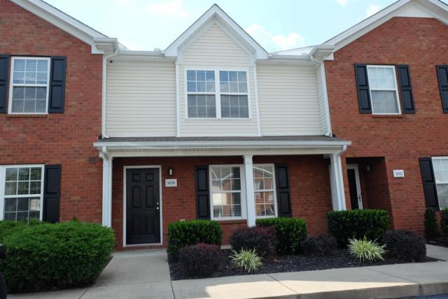 1039 Sitting Bull Xing, Murfreesboro, TN 37128 (MLS #1848210) :: John Jones Real Estate LLC