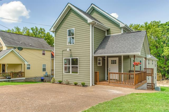 2205 18Th Ave N, Nashville, TN 37208 (MLS #1848519) :: Ashley Claire Real Estate - Benchmark Realty