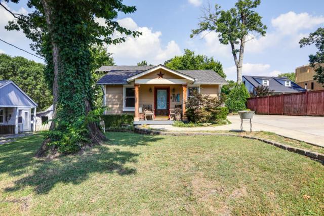 100 Oceola Ave, Nashville, TN 37209 (MLS #1848639) :: Ashley Claire Real Estate - Benchmark Realty