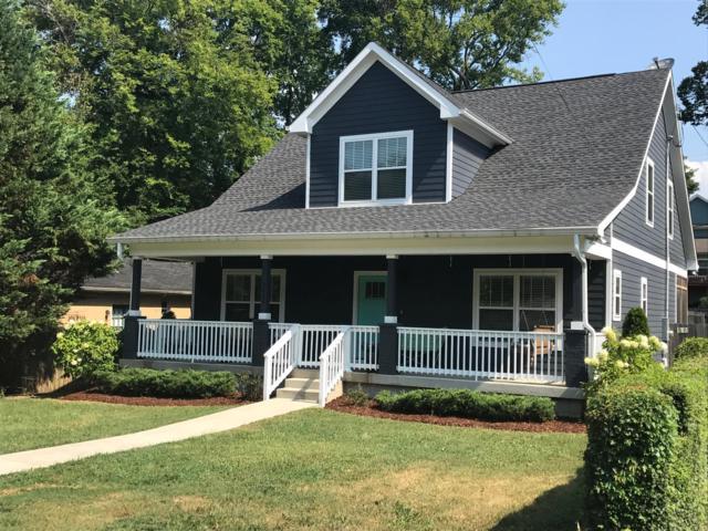1605 Boscobel St, Nashville, TN 37206 (MLS #1848692) :: Ashley Claire Real Estate - Benchmark Realty