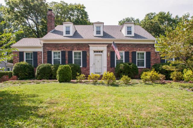 701 Clearview Dr, Nashville, TN 37205 (MLS #1848810) :: Ashley Claire Real Estate - Benchmark Realty