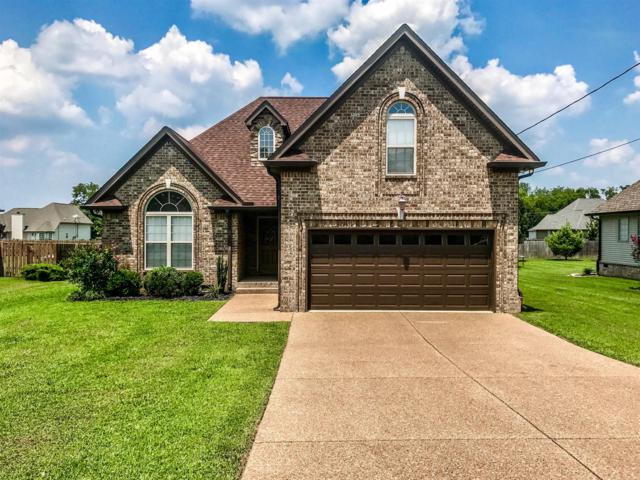 205 Glade Dr, Mount Juliet, TN 37122 (MLS #1848863) :: Ashley Claire Real Estate - Benchmark Realty