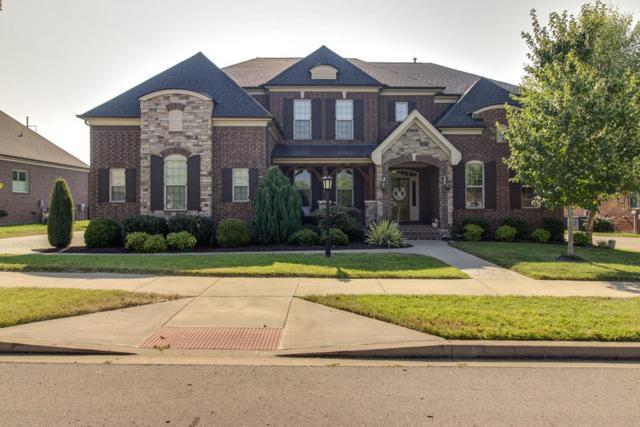 1608 Twin Square Way, Franklin, TN 37067 (MLS #1848885) :: Ashley Claire Real Estate - Benchmark Realty