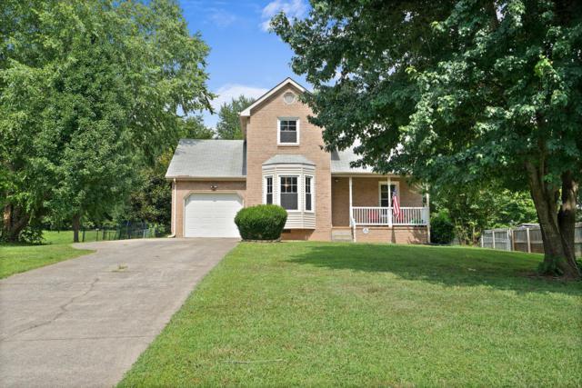 1734 Broadripple Dr, Clarksville, TN 37042 (MLS #1848903) :: John Jones Real Estate LLC