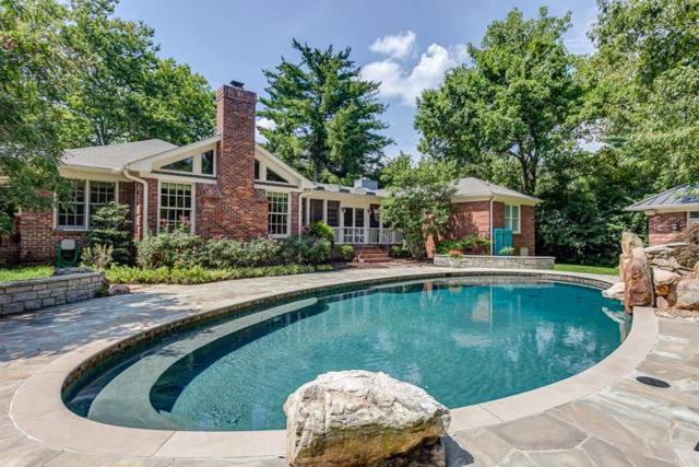 6601 Ellesmere Rd., Nashville, TN 37205 (MLS #1848913) :: John Jones Real Estate LLC