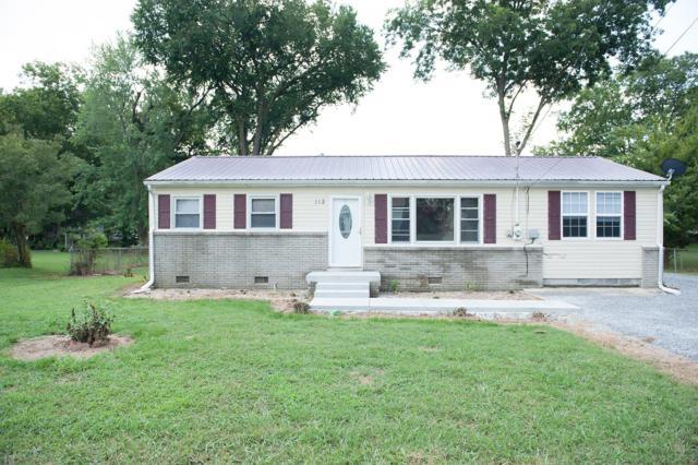 112 Hight St, Shelbyville, TN 37160 (MLS #1848938) :: Keller Williams Realty