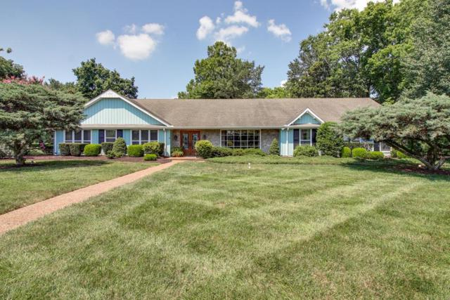 8216 Alamo Road, Brentwood, TN 37027 (MLS #1848946) :: Ashley Claire Real Estate - Benchmark Realty
