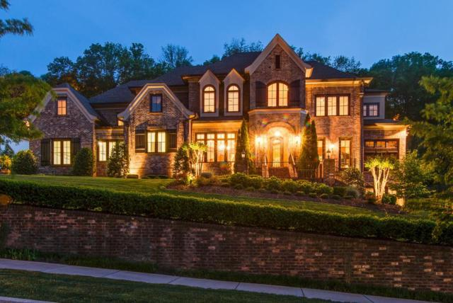 857 Windstone Blvd, Brentwood, TN 37027 (MLS #1848952) :: Ashley Claire Real Estate - Benchmark Realty