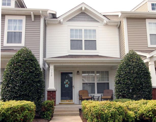 702 Flintlock Ct. #702, Nashville, TN 37217 (MLS #1849073) :: Keller Williams Realty
