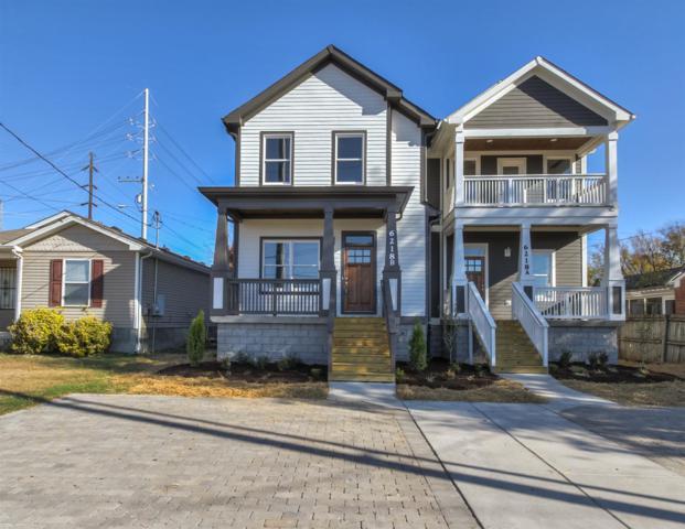 6218 A Morrow Rd, Nashville, TN 37209 (MLS #1849130) :: John Jones Real Estate LLC